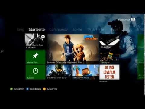"""Xbox 360 Probleme mit """" Xbox Live GOLD Mitgliedschaft"""" lösen"""
