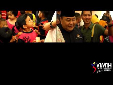 Program Komuniti #1M1H  Bring Back To The Nation  Di Parlimen Bera, Pahang