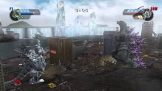 Godzilla Unleashed Gameplay | 1080p
