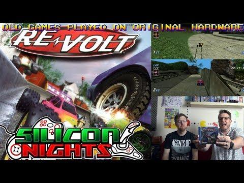 Re-Volt - Sega Dreamcast - Silicon Nights EP 16