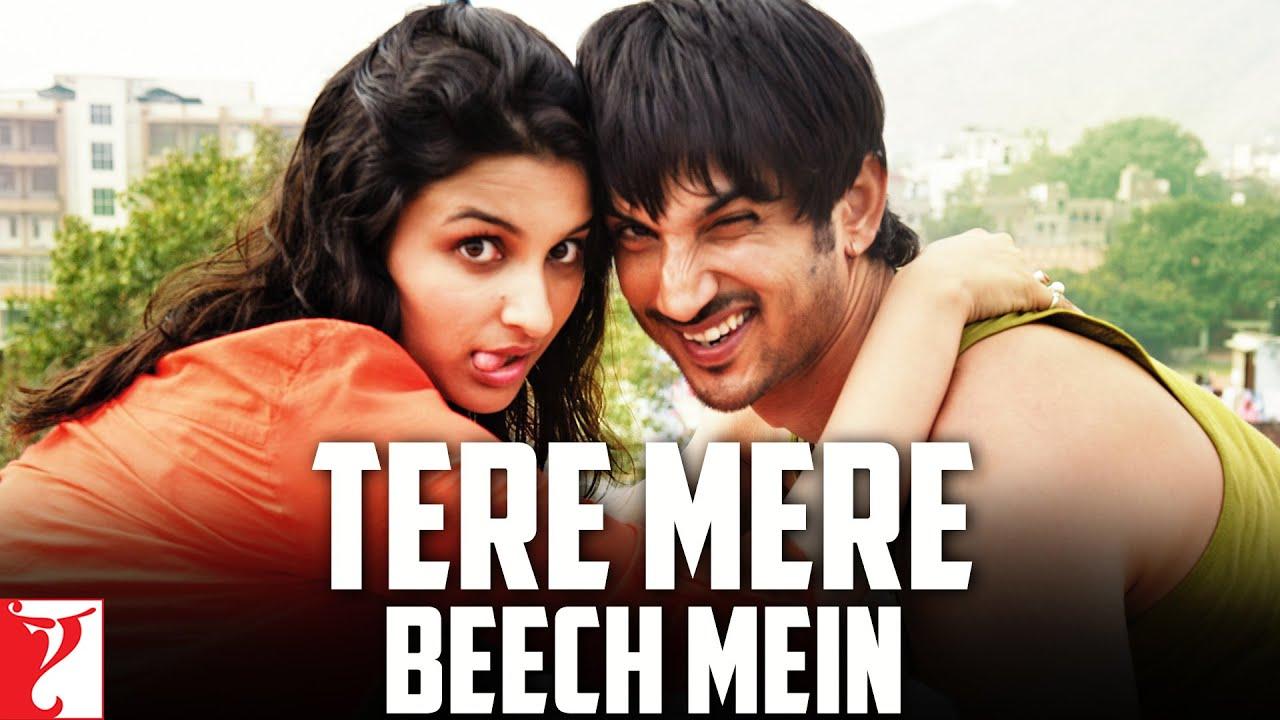 Download Tere Mere Beech Mein - Full Song | Shuddh Desi Romance | Sushant Singh Rajput | Parineeti Chopra