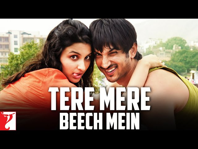 Tere Mere Beech Mein - Full song - Shuddh Desi Romance - Sushant Singh Rajput | Parineeti Chopra Travel Video