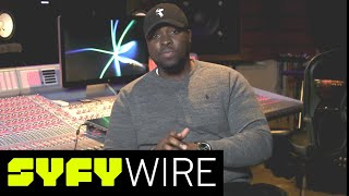Making Video Game Beats With Raisi K | SYFY WIRE