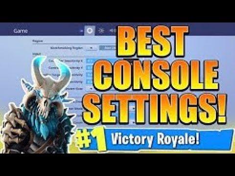 how to get fortnite xbox settings