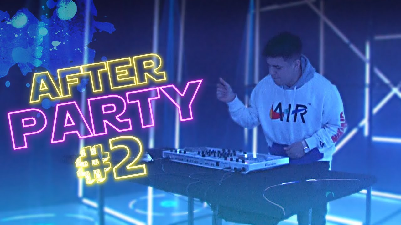 AFTER PARTY #2 | SET ALETEO | LEA IN THE MIX