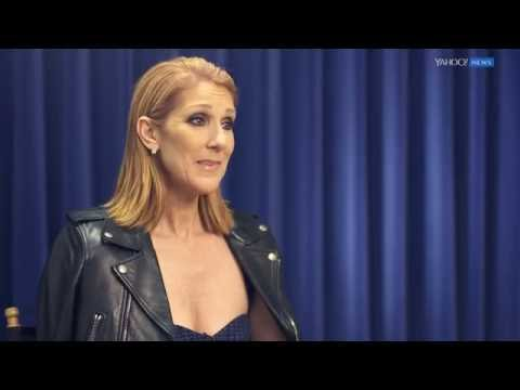 Celine Dion On Her Stand Up To Cancer Performance (Katie Couric Interview Preview)