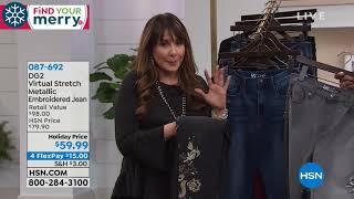 HSN | Diane Gilman Fashions 12.06.2018 - 06 PM screenshot 1
