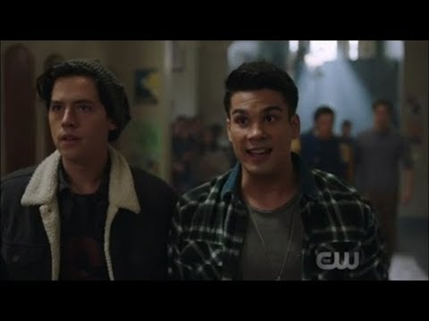 Fangs Is Arrested By The New Sherrif! - Riverdale 2x20 'He Looks Guilty As  Hell!'