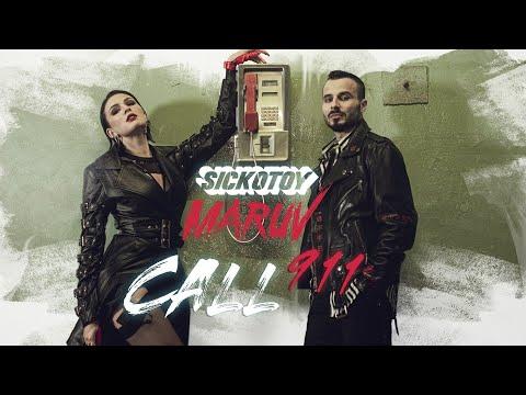 Смотреть клип Sickotoy X Maruv - Call 911