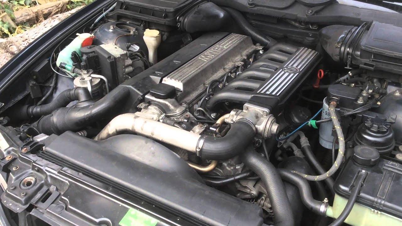 bmw e39 525 tds motor