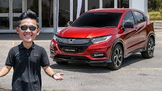 QUICK DRIVE: 2018 Honda HR-V RS facelift in Malaysia