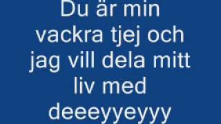 Denbo Ft. Klockren Min Vackra Tjej + Lyrics