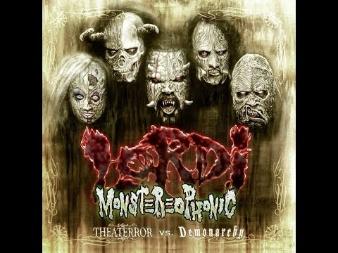 Lordi - Monstereophonic (Mr. Lordi 2017 Interview)
