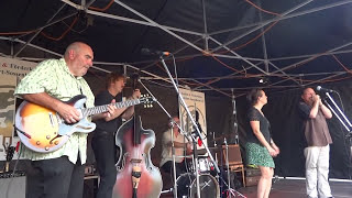 Jessica Born mit Matchbox Bluesband-The Blues never dies (HD)