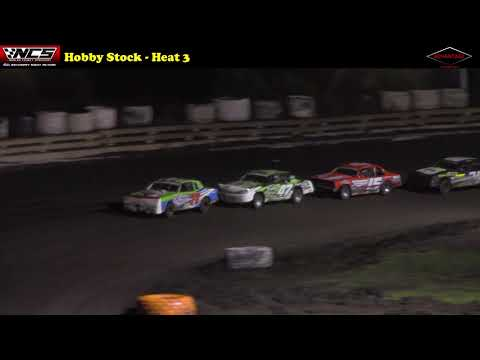 Hobby Stock -- 8/24/17 -- Nobles County Speedway