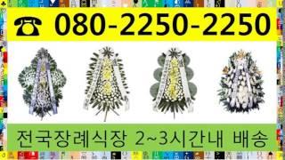 추모꽃 24시전국O8O-225O-2250 속초의료원장례…