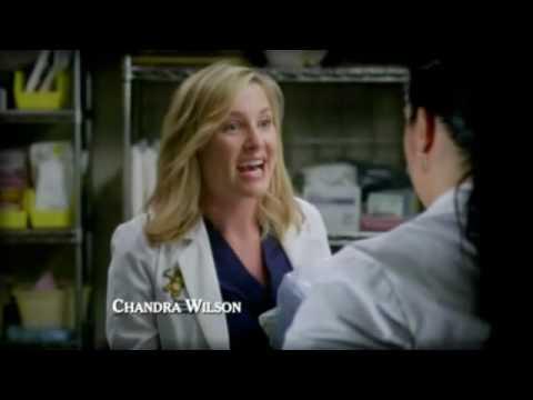 "Jessica Capshaw ""Fuck You"" Dr. Arizona Robbins"