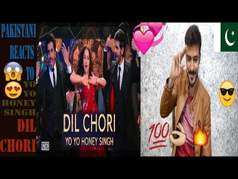 Pakistani Reacts To | Yo Yo Honey Singh: DIL CHORI | Hans Raj Hans | Sonu Ke Titu Ki Sweety |