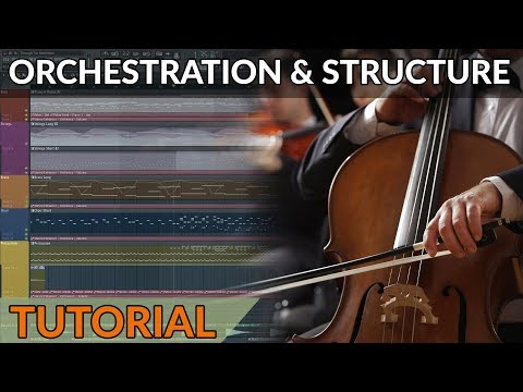 How To Write Orchestral Music - Orchestrating Chord Progressions + Structure Basics