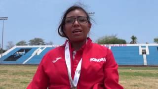 logra medalla de oro  Jessica Ortega parra en disco