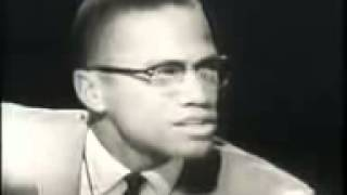 MALCOLM X  Debate with James Farmer June 12, 1963