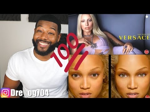 TOP 10 CELEBRITY BEFORE AND AFTER PHOTOSHOP   REACTION