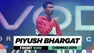 Piyush Bhargat | FrontRow | World of Dance Chennai 2018 | #WODCHENNAI18