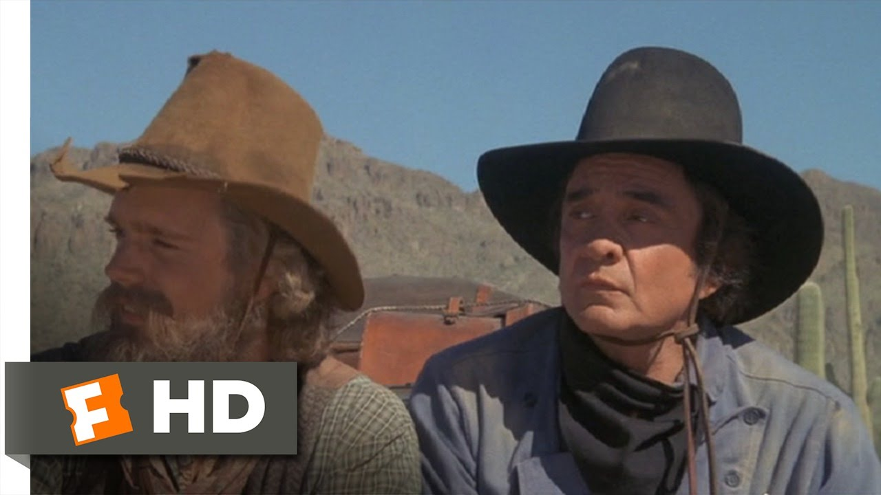 Stagecoach (4/11) Movie CLIP - Part of Her Machinery (1986) HD