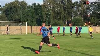 Sparing: Wiślanka Grabie - Bronowianka Kraków. 2018-07-25