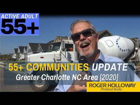 55+ Communities In Charlotte NC Area [2020 Best Retirement Update]
