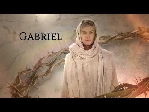 Missão do Anjo Gabriel é zelar pelo filho de Deus