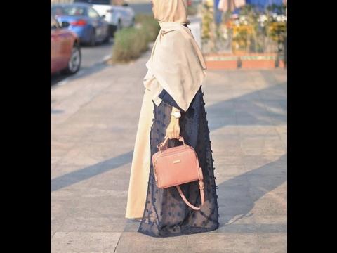 8226450a573a8 New Collection Abaya Designs - Dubai Abaya Fashion Style 2017 - YouTube