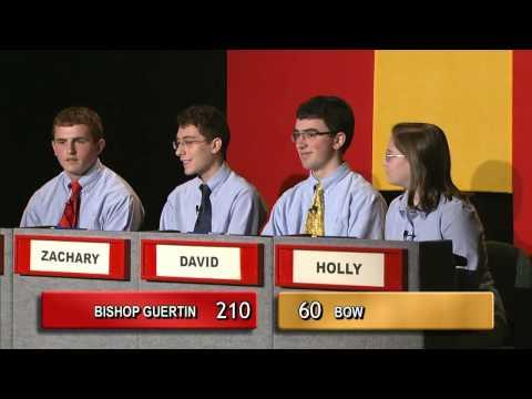 Bishop Guertin High School Vs. Bow High School