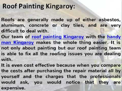 Hire Handy man in Kingaroy for Painting Service