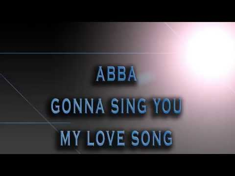 ABBAGonna Sing You My Love Song HD AUDIO