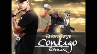 Nicky Jam Cosculluela Lui G Alexis Quiero Estar Contigo Remix