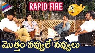 Jawaan Movie Team Funny Rapid Fire   Sai Dharam Tej   Mehreen   Harish Shankar   BVS Ravi   #Jawaan