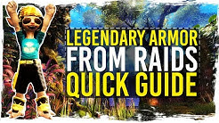 Guild Wars 2 - The Legendary Armor - Complete Guide / 1080p 50fps