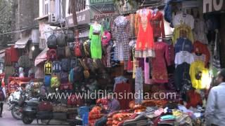Raghunath Bazaar - 159 year old market in Jammu