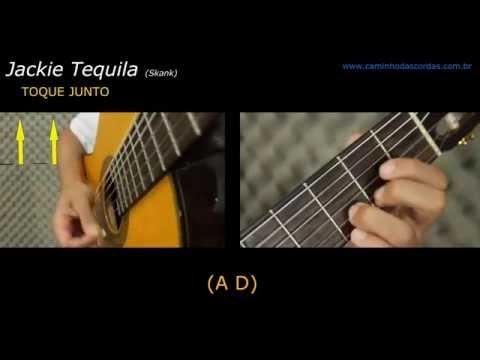 REGGAE - JACKIE TEQUILA SKANK - Aprenda os acordes e a batida no violão