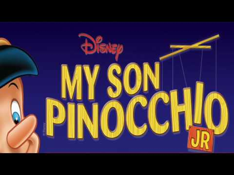 When You Wish Upon A Star (Highlights from Disney's My Son Pinocchio, Jr.