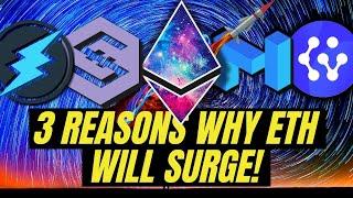 Ethereum TO SURGE | Electroneum ETN, Cybervein CVT, nGrave Zero Hardware Wallet, IOST, Crypto News
