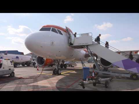 Ground Handling Equipment Pooling At London Luton Airport