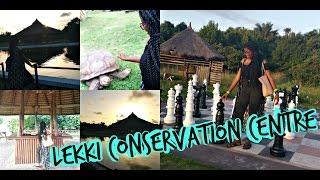 TRAVEL VLOG|| EXPLORING LAGOS|| LEKKI CONSERVATION CENTRE