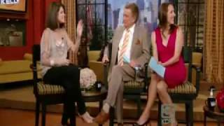 Selena Gomez on Regis and Kelly 6/16/09