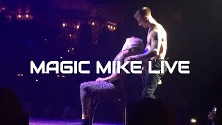 Magic Mike Live Show In Las Vegas 18+ The Best show in Vegas!!  1080 HD