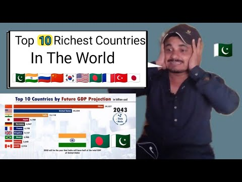 Download world's richest countries in the future 2020 To 2100   Richest Countries list   Pakistani reaction
