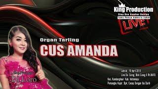 Live Organ Tarling CUS AMANDA Di Desa Curug Kandanghaur Indramayu Bagian Malam