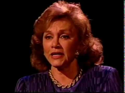 Linda Christian--Rare 1993 TV Interview, Tyrone Power