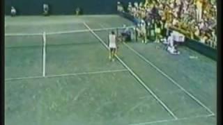 1977 US Open: Nancy Richey vs Lesley Hunt